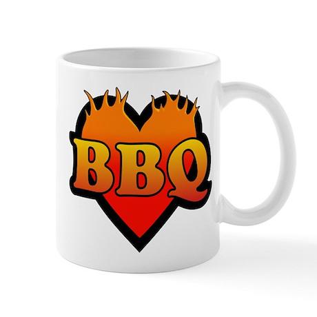 BBQ Love Mug