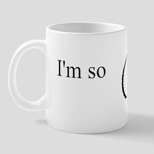 I'm so Goth Mug