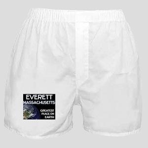 everett massachusetts - greatest place on earth Bo