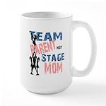 Team Parent Large Mug