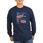 Team Parent Long Sleeve Dark T-Shirt