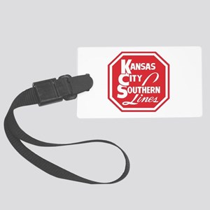 KC Lines Large Luggage Tag