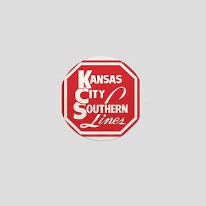 KC Lines Mini Button