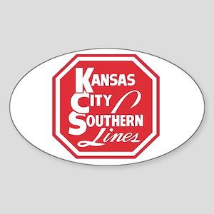 KC Lines Sticker