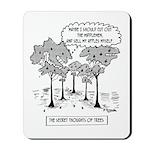 Tree Cartoon 1666 Mousepad