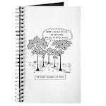 Tree Cartoon 1666 Journal