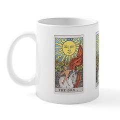19 Tarot Sun Card Mug