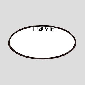 Love Yin Yang (Taijitu) Patch