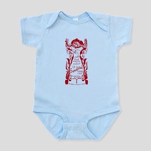 Sendital Climbing Tonic Infant Bodysuit