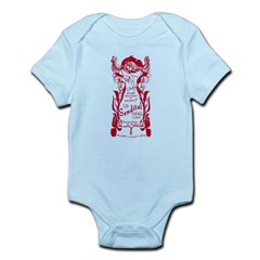 Sendital Climbing Tonic Infant Bodysuit