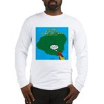 Kauai Weather Forecast Long Sleeve T-Shirt