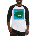 Kauai Weather Forecast Baseball Tee