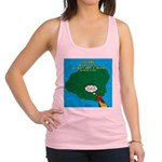 Kauai Weather Forecast Racerback Tank Top