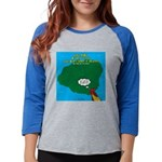 Kauai Weather Forecast Womens Baseball Tee