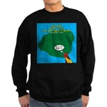 Kauai Weather Forecast Sweatshirt (dark)