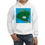 Kauai Weather Forecast Hooded Sweatshirt