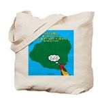 Kauai Weather Forecast Tote Bag