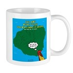 Kauai Weather Forecast 11 oz Ceramic Mug