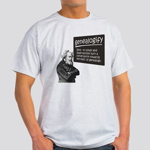 Genealogify Light T-Shirt