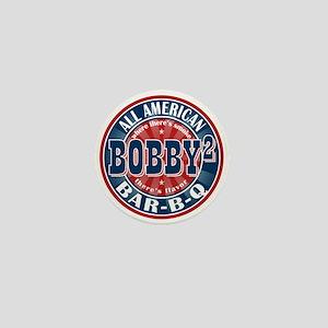 Bobby Squared Barbecue Mini Button