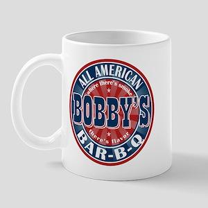 Bobby's All American Bar-b-q Mug