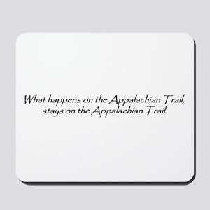 Gov. Sanford Motto Mousepad