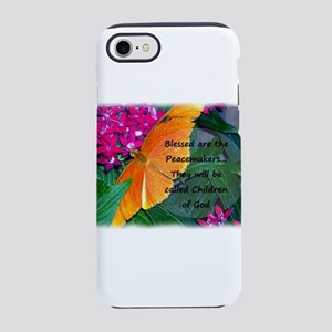 Peacemaker Butterfly iPhone 7 Tough Case
