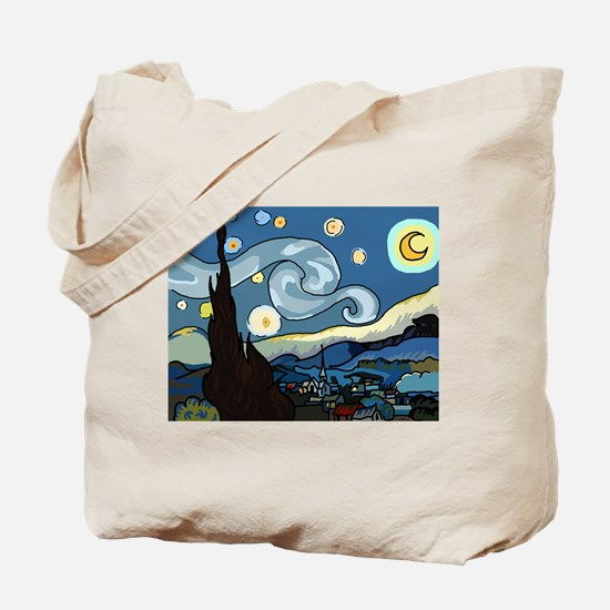 The Starry Night SFM - Tote Bag