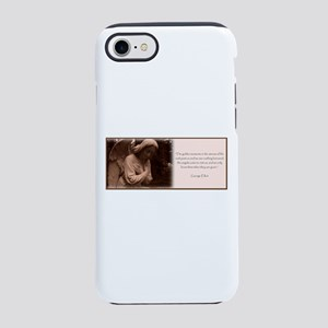 Angel Quote iPhone 7 Tough Case