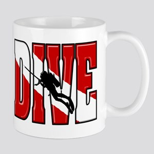 Big Dive Mug