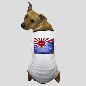 Truk Lagoon Wreck Diver Origi Dog T-Shirt