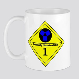 Psychic Hazard 1 Mug