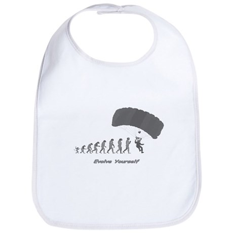 """Skydiving Evolution"" Bib"