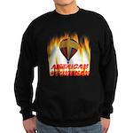Hot Air Balloon Sweatshirt (dark)