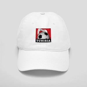 Tunisia Football Cap