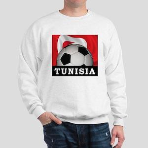 Tunisia Football Sweatshirt