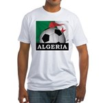 Algeria Football Fitted T-Shirt