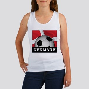 Denmark Football Women's Tank Top