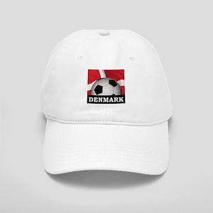 Denmark Football Cap