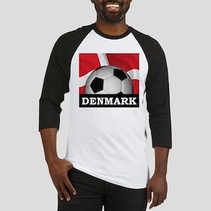 Denmark Football Baseball Jersey
