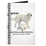 Great Pyrenees Potato Chip Journal