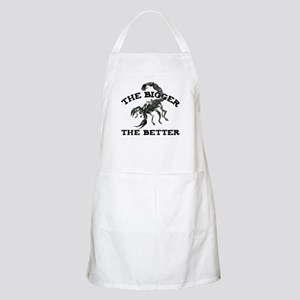 Bigger the Better BBQ Apron