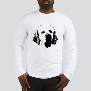 Clumber Spaniel Long Sleeve T-Shirt
