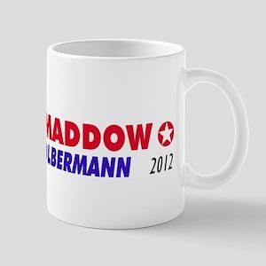 MADDOW OLBERMANN Mug
