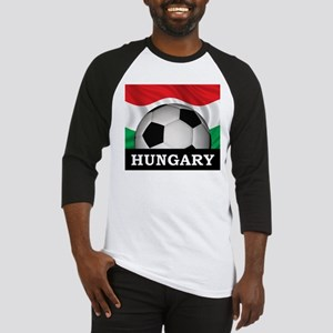 Hungary Football Baseball Jersey