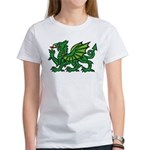 Green Dragon Women's T-Shirt