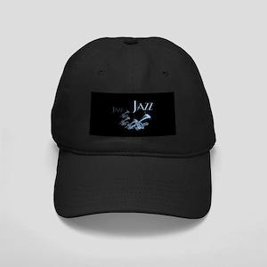 Jazz Trumpet Blue Black Cap