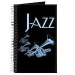 Jazz Trumpet Blue Journal