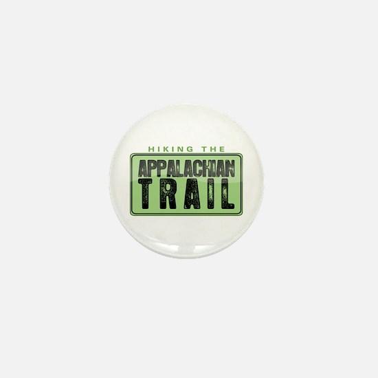 Hiking the Appalachian Trail Mini Button