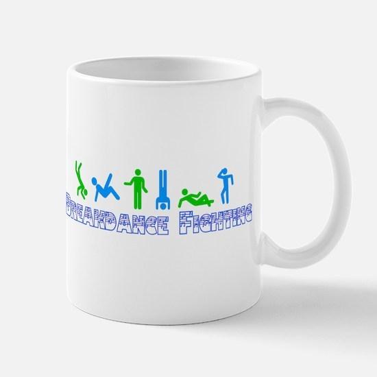 Breakdance Fighting Mug